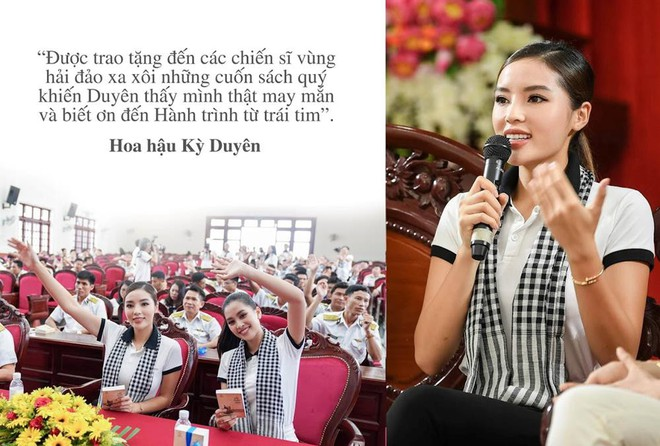 """Những câu nói ấn tượng của sao Việt trong """"Hành trình Từ Trái Tim"""" vùng biển đảo - Ảnh 7."""