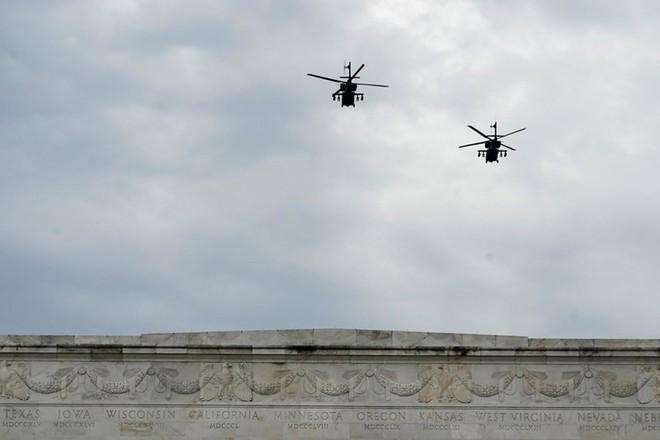 """Mỹ khoe dàn vũ khí """"khủng"""" trong ngày Quốc khánh - Ảnh 7."""