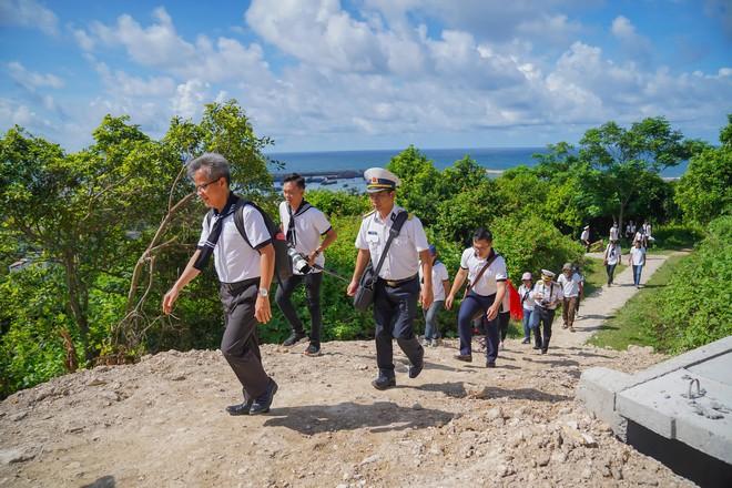 Nơi đảo xa - bộ ảnh biển đảo hùng vĩ của Tổ quốc dọc theo hành trình 3000km - Ảnh 16.