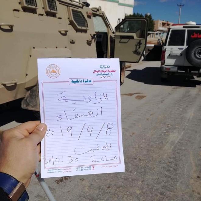 Libya: Lực lượng LNA sụp đổ trước ngưỡng cửa thiên đường Tripoli như thế nào? - Ảnh 2.