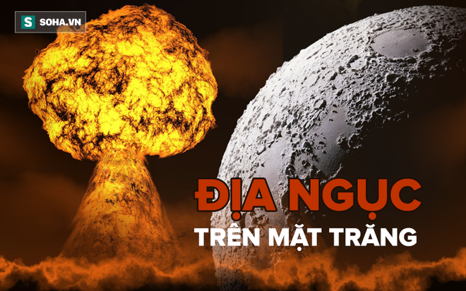 Giải mật dự án không tưởng Mỹ: Biến Mặt Trăng thành địa ngục chết bằng vũ khí hủy diệt - Ảnh 4.