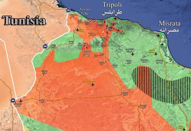 Libya: Lực lượng LNA sụp đổ trước ngưỡng cửa thiên đường Tripoli như thế nào? - Ảnh 1.