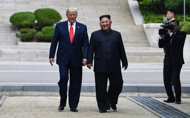 """Tổng thống Trump khẳng định """"mối quan hệ rất tốt đẹp"""" với Triều Tiên"""