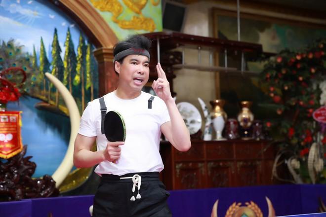 Ngọc Sơn chi hơn 300 triệu để biến phòng khách thành sân bóng bàn, thi đấu với nhiều cao thủ - Ảnh 5.