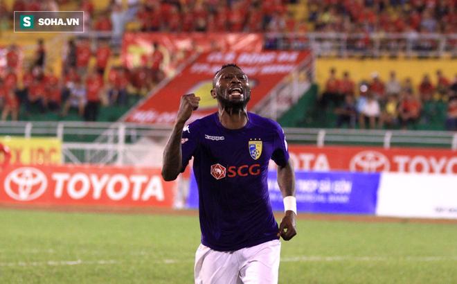 Rời Hà Nội FC, chân sút danh tiếng từng