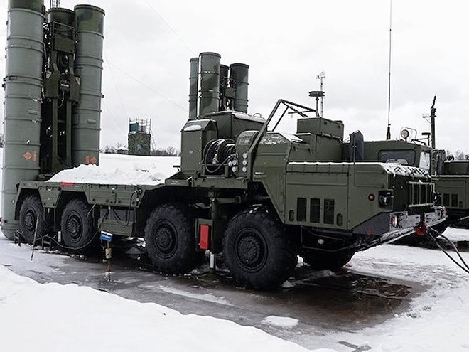 Nga cấp S-400 cũng không giúp Syria đủ sức đối đầu tiêm kích Israel? - Ảnh 2.
