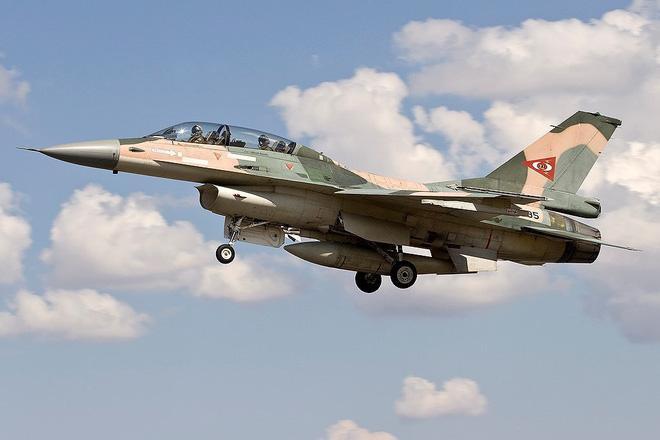 Chiến đấu cơ F-16 bay trên bầu trời Venezuela trong ngày quốc khánh - Ảnh 8.