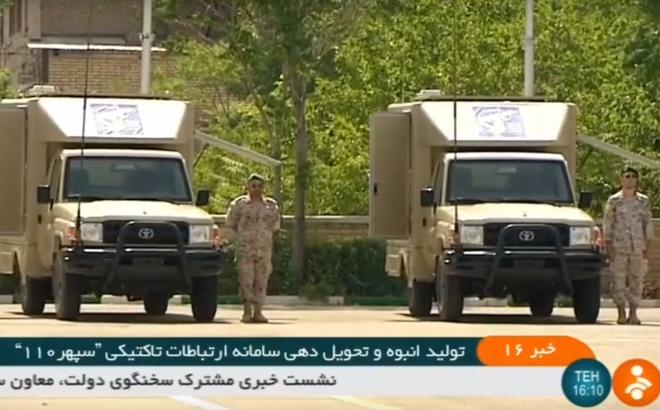 """Iran tiết lộ vũ khí cực mới với tuyên bố sắc lạnh: """"Không thể đánh bại""""!"""