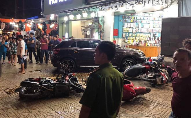 Người phụ nữ điều khiển xe Mercedes gây tai nạn liên hoàn khai có bằng nhưng bị mất