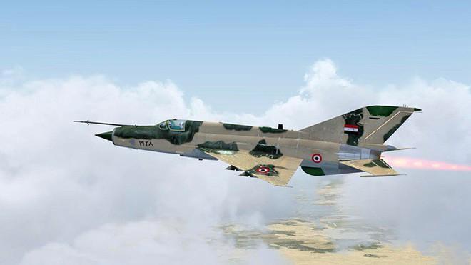 Chiếc MiG-21 lạ xuất hiện ở Syria: Chìa khóa chiến thắng chiến tranh 8 năm? - Ảnh 3.