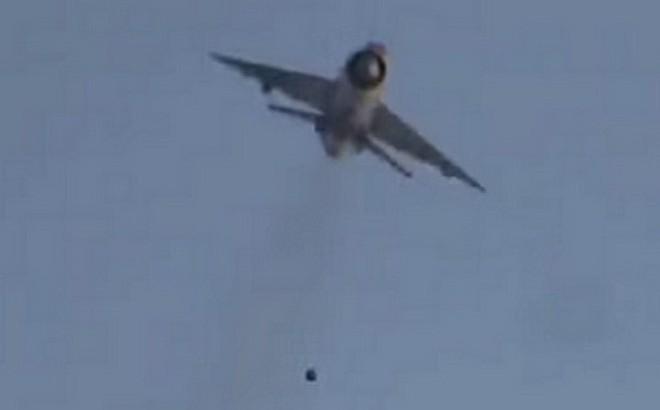 """Chiếc MiG-21 """"lạ"""" xuất hiện ở Syria: Chìa khóa chiến thắng chiến tranh 8 năm?"""