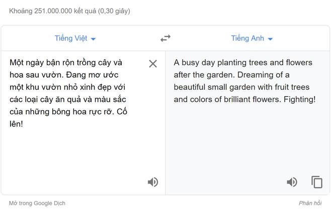 Sống ở Mỹ hơn 1 năm, Phạm Hương vẫn bị dân mạng phát hiện dùng Google dịch, viết 2 câu tiếng Anh mà sai chục lỗi - Ảnh 2.