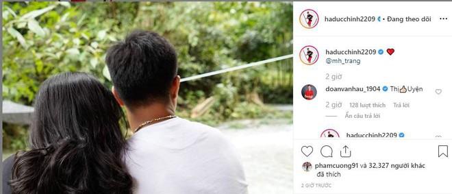 Hà Đức Chinh công khai bạn gái: Mặt xinh, body nóng bỏng chẳng kém gì hotgirl đình đám - Ảnh 1.