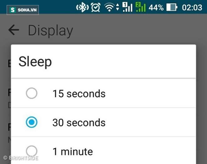 Những bí kíp giúp tiết kiệm pin smartphone hẳn trong vài ngày - Ảnh 7.