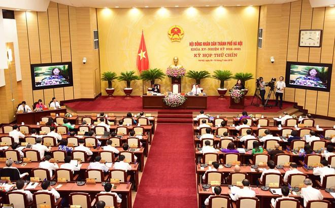 Hà Nội thông qua phương án vay lại cho dự án đường sắt Cát Linh - Hà Đông - Ảnh 1.