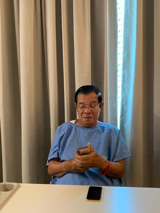 Thủ tướng Campuchia Hun Sen: Tôi sẽ sống thêm 40 tuổi - Ảnh 2.