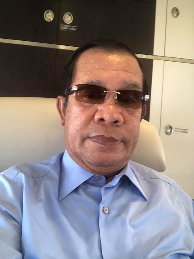 Thủ tướng Campuchia Hun Sen: Tôi sẽ sống thêm 40 tuổi - Ảnh 3.
