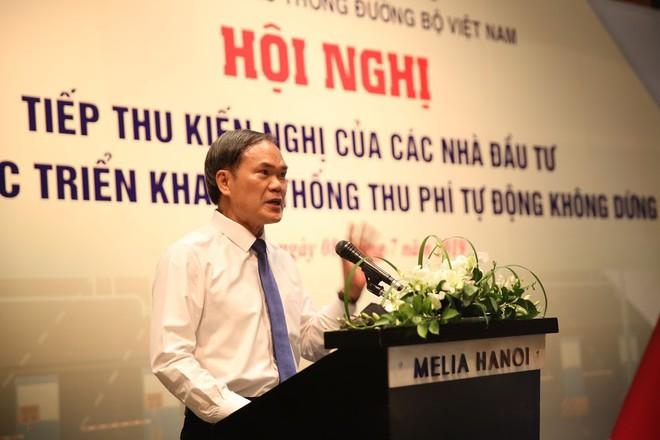 Nguyên Vụ trưởng Bộ Tư pháp khuyên nhà đầu tư khởi kiện nếu Tổng Cục đường bộ buộc 4 trạm BOT dừng thu phí - Ảnh 3.