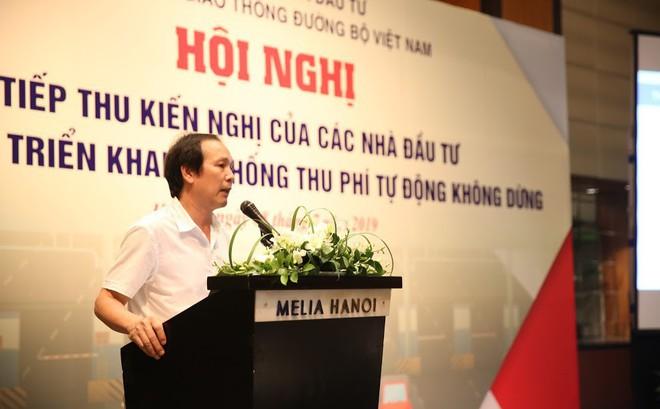 Nguyên Vụ trưởng Bộ Tư pháp khuyên nhà đầu tư khởi kiện nếu Tổng Cục đường bộ buộc 4 trạm BOT dừng thu phí