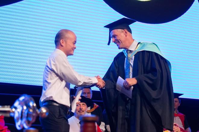 Bài phát biểu truyền cảm hứng của CEO Việt tại trường ĐH danh tiếng Úc - Ảnh 3.