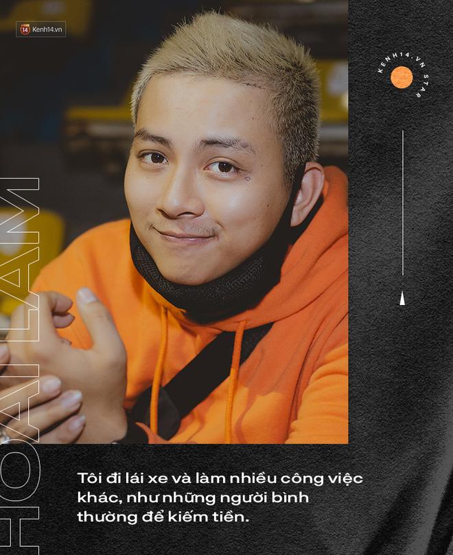 Hoài Lâm lần đầu kể về cuộc sống sau giải nghệ: Đi lái xe và làm nhiều nghề kiếm tiền, không ngại khi bị nhận ra là ca sĩ nổi tiếng - Ảnh 5.