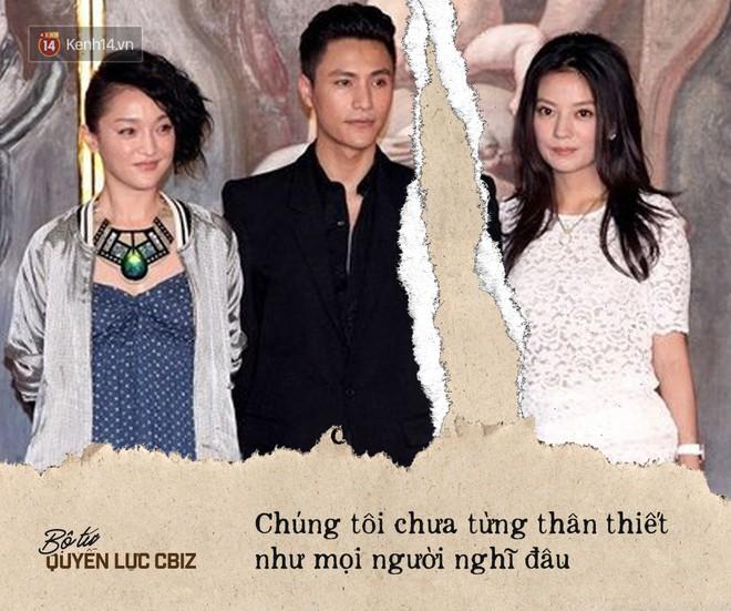 Giải mã 11 năm đấu đá, chia bè kết phái ngộp thở của bộ tứ quyền lực Cbiz Huỳnh Hiểu Minh, Triệu Vy, Trần Khôn, Châu Tấn - Ảnh 8.