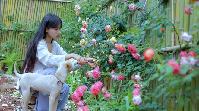 Lý Tử Thất trả lời độc quyền báo Việt Nam, hé lộ cuộc sống thực sau những hình đẹp như tiên cảnh - Ảnh 13.