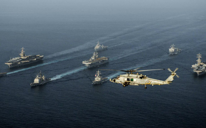 """Trợ lý BTQP Mỹ chắc nịch: Quân đội Mỹ có thể đồng thời """"chấp"""" cả Iran lẫn Trung Quốc"""