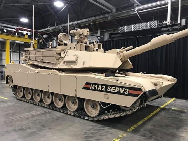 108 xe tăng M1A2T Mỹ mới bán cho Đài Loan sẽ đối đầu với xe tăng nào của Trung Quốc? - Ảnh 5.
