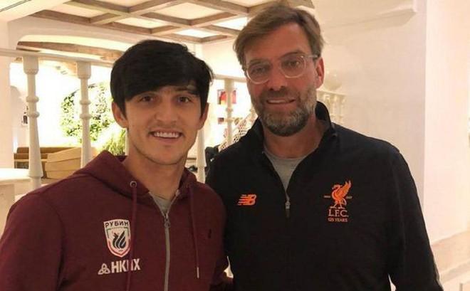 Liverpool sắp mua cầu thủ ghi bàn vào lưới ĐT Việt Nam