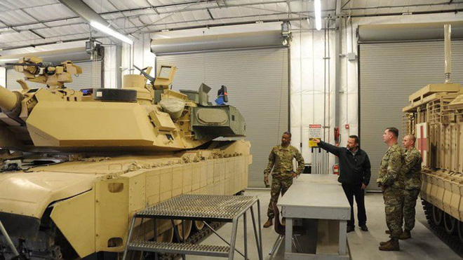 108 xe tăng M1A2T Mỹ mới bán cho Đài Loan sẽ đối đầu với xe tăng nào của Trung Quốc? - Ảnh 3.