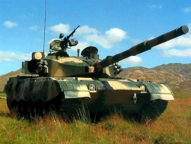 108 xe tăng M1A2T Mỹ mới bán cho Đài Loan sẽ đối đầu với xe tăng nào của Trung Quốc? - Ảnh 1.