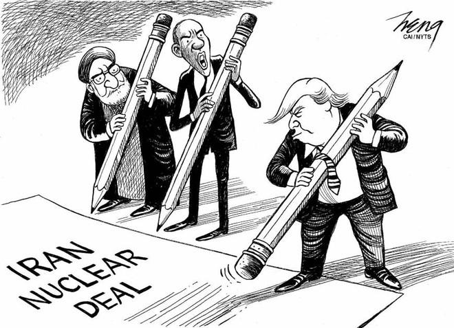 Với quả bom hạt nhân treo lơ lửng: Iran đã lỡm cả thế giới ra sao? - Ảnh 4.
