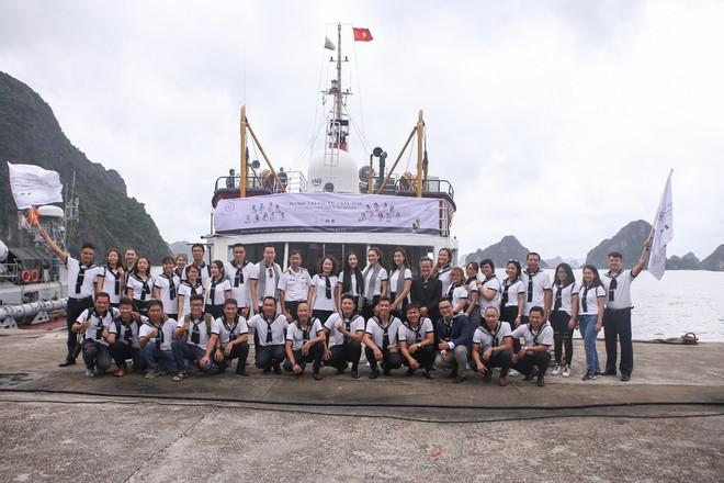 Vượt ngàn hải lý, kiến tạo khát vọng lớn cho quân và dân vùng biển đảo đất nước - Ảnh 1.