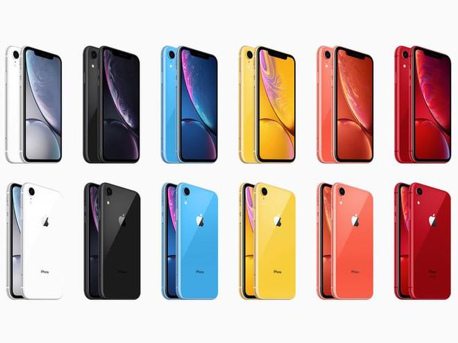 9 lý do bạn nên mua iPhone XR thay vì iPhone XS hoặc XS Max - Ảnh 2.