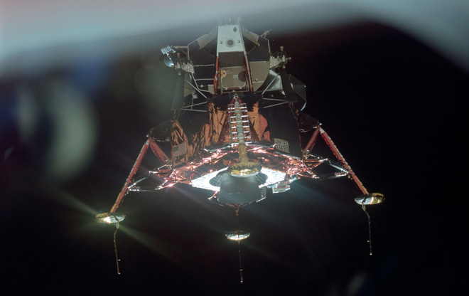 5 thời khắc kinh hoàng nhất trong sứ mệnh đổ bộ Mặt Trăng vĩ đại của Mỹ - Ảnh 3.