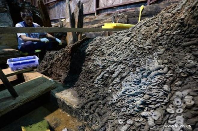 Khai quật mộ cổ 2000 năm của hoàng đế tại vị 27 ngày, giới khảo cổ sửng sốt hoàn toàn - Ảnh 2.