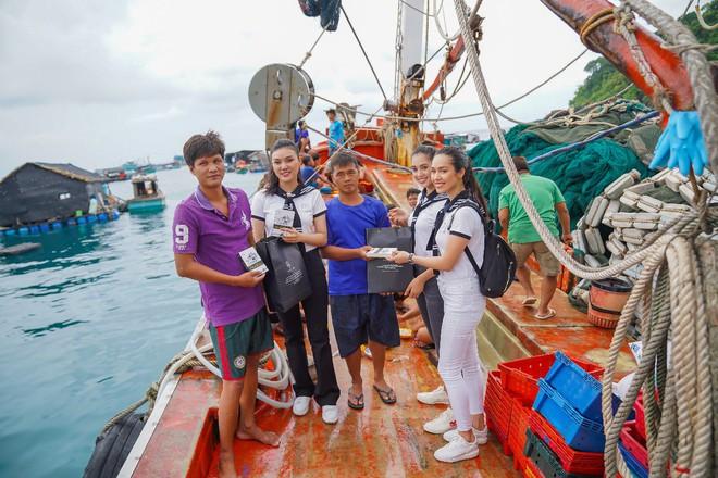 Vượt ngàn hải lý, kiến tạo khát vọng lớn cho quân và dân vùng biển đảo đất nước - Ảnh 11.