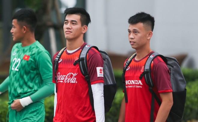 Vua phá lưới nội V-League tiết lộ cách 'ghi điểm' với HLV Park Hang Seo