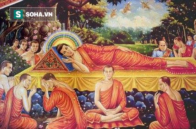 Trước khi tạ thế, Đức Phật để lại 1 câu nói giúp người người được giải thoát - Ảnh 1.