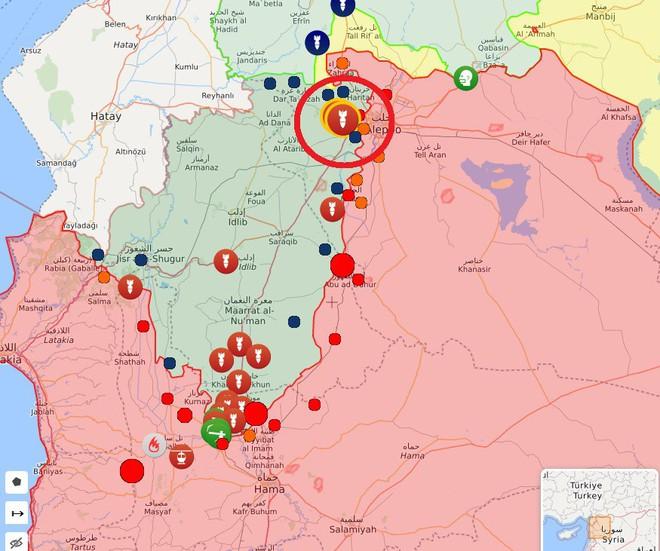 Phiến quân sụp đổ hàng loạt ở Bắc Hama- Đặc nhiệm Nga liên thủ cùng quân đội Syria lập công lớn - Ảnh 7.