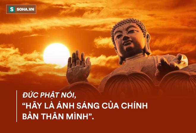 Trước khi tạ thế, Đức Phật để lại 1 câu nói giúp người người được giải thoát - Ảnh 2.