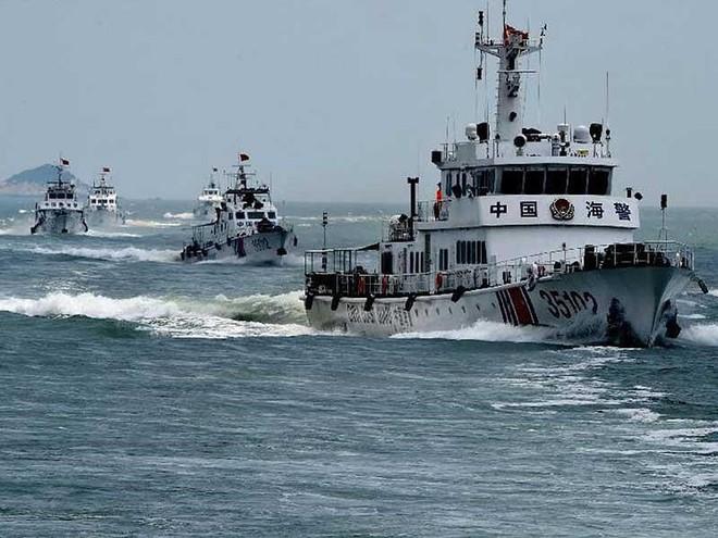 'Hòa bình kiểu Trung Quốc' rất nguy hiểm ở biển Đông - Ảnh 1.