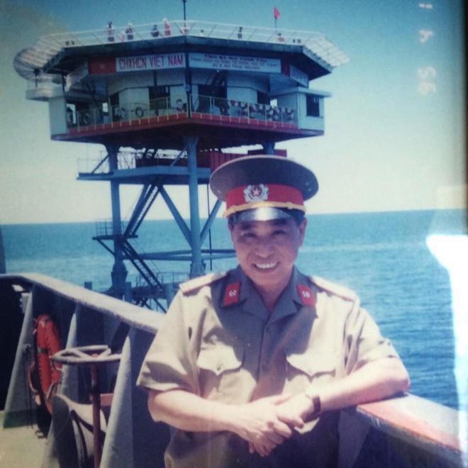 Tư Chính - DK1: Quyết chiến điểm trên Biển Đông - Mãi mãi trường tồn cùng Tổ Quốc - Ảnh 1.