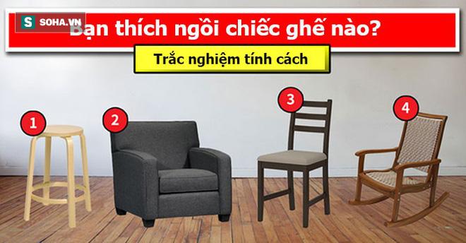 Sofa hay ghế tựa? Bạn chọn ngồi cái nào cũng bộc lộ hết tính cách ẩn sâu bên trong - Ảnh 1.