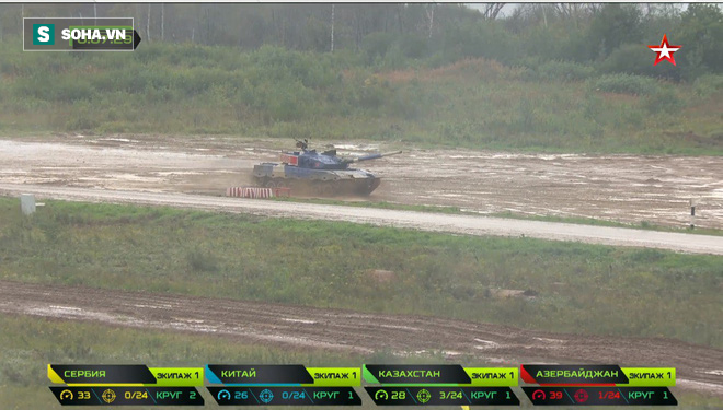 Trung Quốc sụp đổ - Thua sốc, nhưng tâm phục khẩu phục, ê chề bị đá văng khỏi Tank Biathlon 2019 - Ảnh 36.