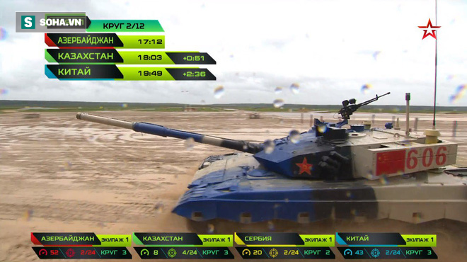 Trung Quốc sụp đổ - Thua sốc, nhưng tâm phục khẩu phục, ê chề bị đá văng khỏi Tank Biathlon 2019 - Ảnh 31.