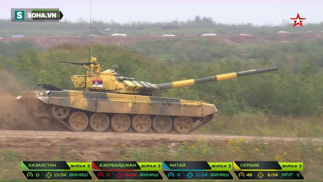 Trung Quốc sụp đổ - Thua sốc, nhưng tâm phục khẩu phục, ê chề bị đá văng khỏi Tank Biathlon 2019 - Ảnh 4.
