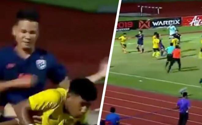 LĐBĐ Thái Lan lên tiếng xin lỗi sau vụ hỗn chiến gây xôn xao của đội U15