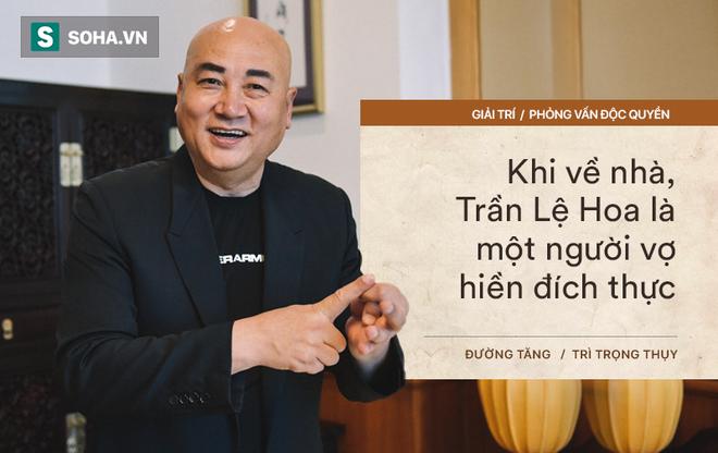 """Trả lời độc quyền báo Việt Nam, """"Đường Tăng"""" tiết lộ di chúc chấn động Trung Quốc  - Ảnh 8."""